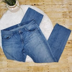 7 for all Mankind jeans             F33